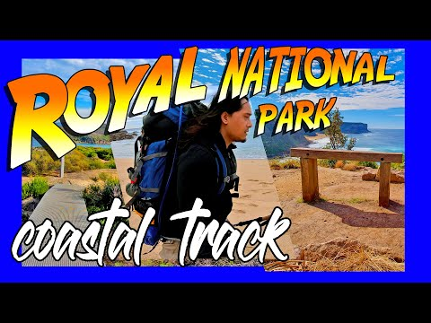 Royal National Parks  |  The Coast Track   |   Hike Hiker's Guide, Camping  |  NSW SYDNEY AUSTRALIA