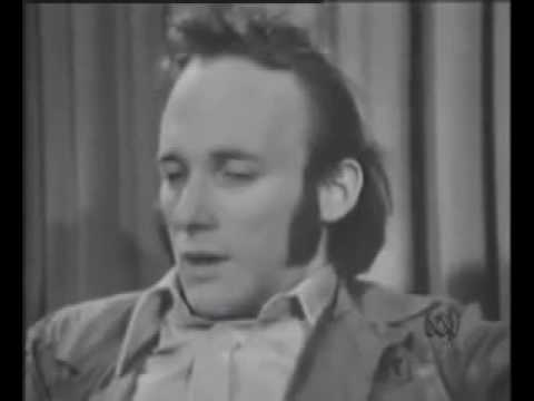 Stephen Stills and Manassas interview from 1972 in Australia (Mulwala)