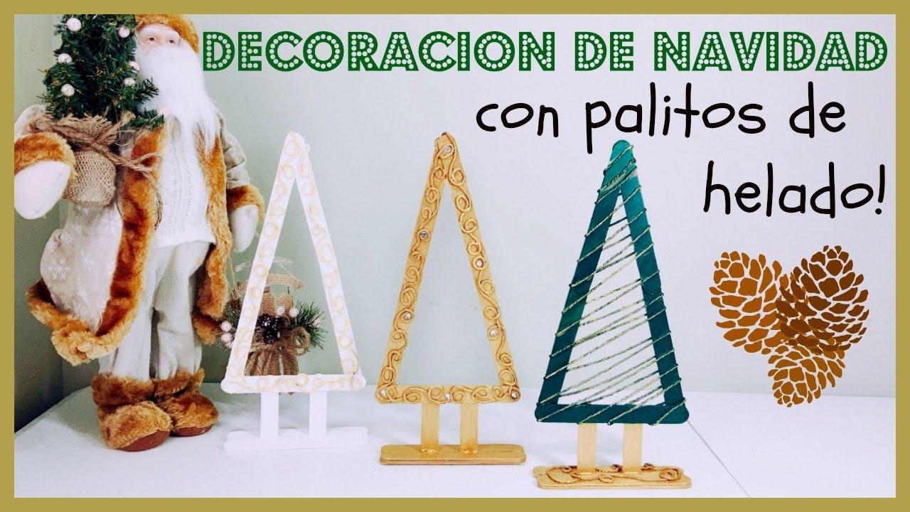 Manualidades para navidad con palitos de helado 1 as lestv - Manualidades faciles navidad ...