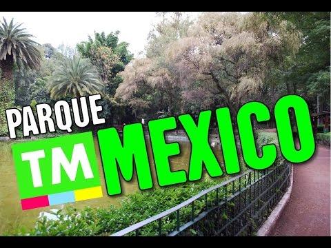 A Trip to Parque México in Condesa, Mexico City