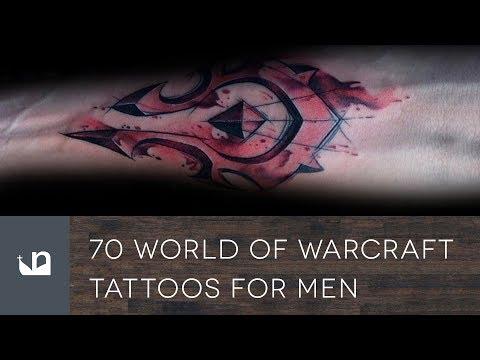 70 World Of Warcraft Tattoos For Men