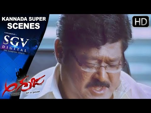 Kannada Super Scenes | Jaggesh In media Scenes | Agraja Kannada Movie | Darshan,Kamana Jetmalani