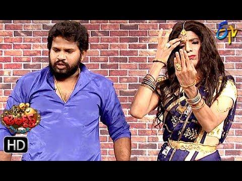 Hyper Aadi, Raising Raju Performance | Jabardasth  | 12th September 2019 | ETV Telugu