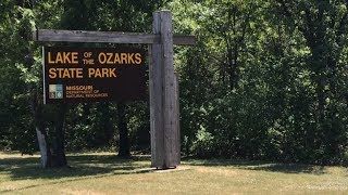 Lake of the Ozarks State Park Camping and Review (Missouri)