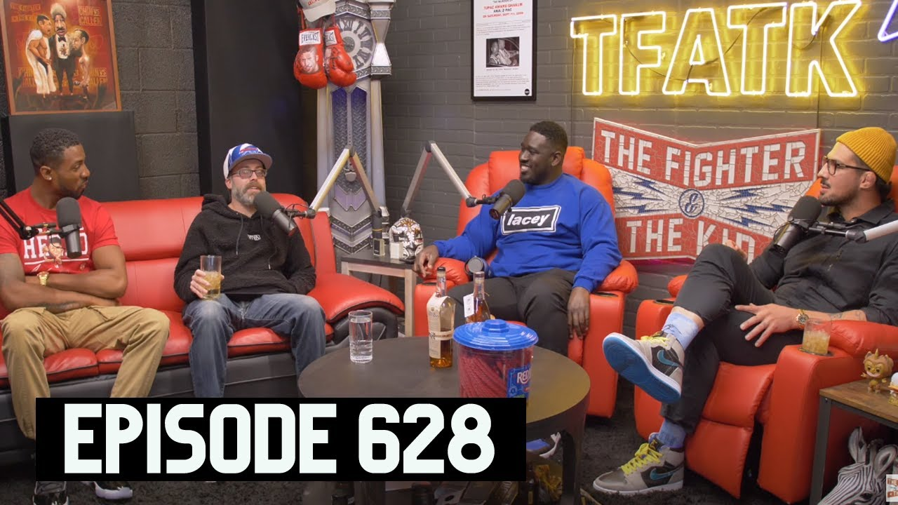 The Fighter And The Kid Episode 628 Josh Potter Youtube Welcome back to the josh potter show! the fighter and the kid episode 628 josh potter