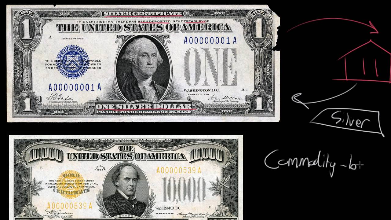 fiat money example