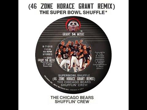 Chicago Bears Shufflin' Crew - The Super Bowl Shuffle (46 ZONE HORACE GRANT REMIX)