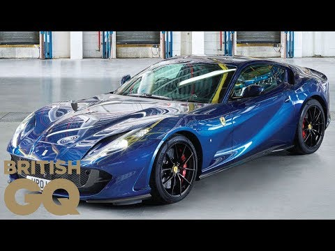 Ferrari 812 Superfast review: its 6.5-litre V12 is a masterp