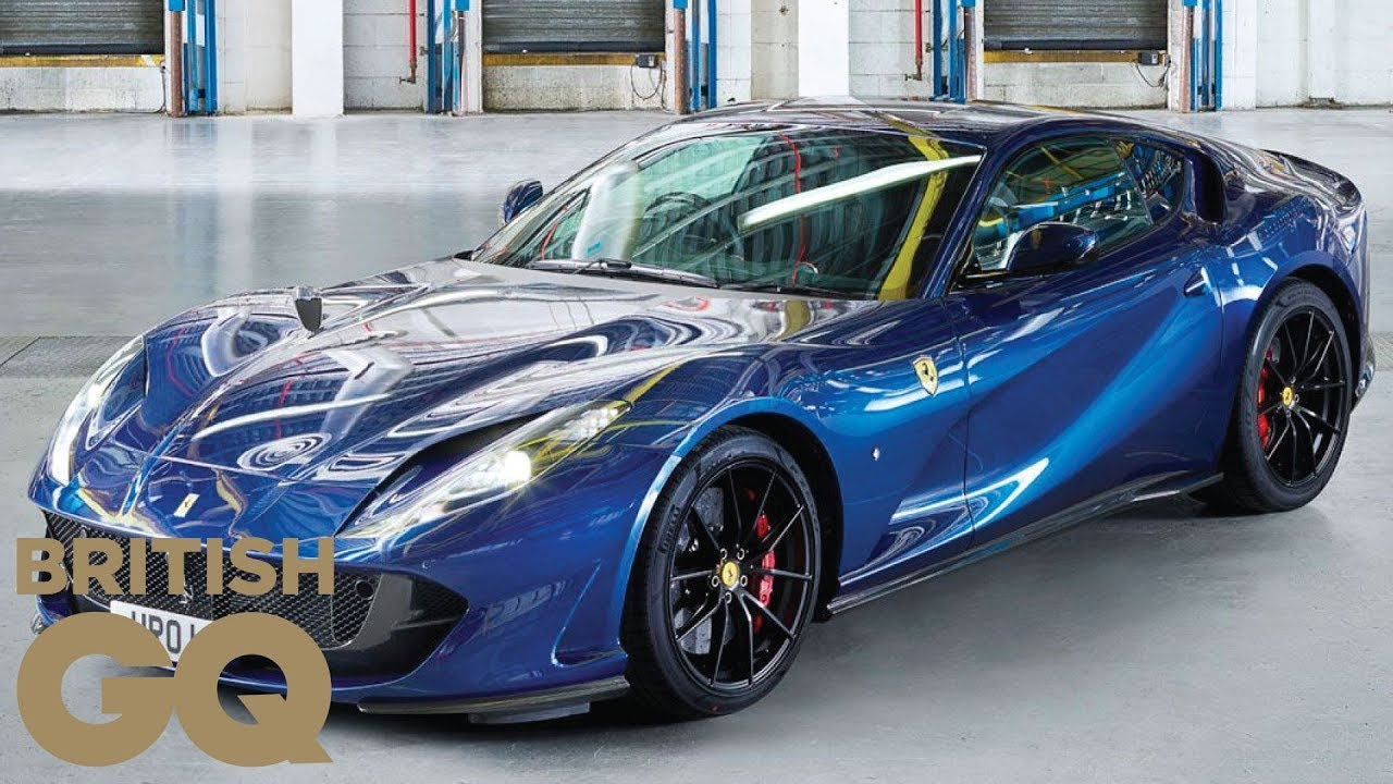 Ferrari 812 Superfast review its 6.5,litre V12 is a masterpiece
