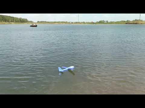 Самолёт-планер!Реально классная игрушка! - 2 (plane glider)