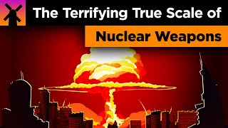 The Terrifying True Scale of Nuclear Weapons thumbnail