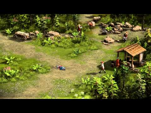 Cossacks 3 Musketeer Animations Short Film