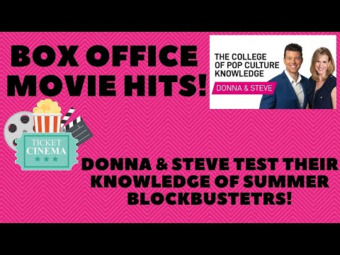Box Office Movie Hits - College of Pop Culture Knowledge