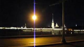 Панорама Невы с Троицкого моста
