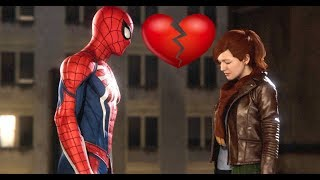 Mary Jane Broke-up With Peter Because He Saves Her Every Time - Spider Man Ps4