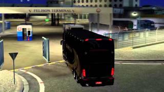 Euro Truck Simulator 2 Bus trip to Igoumenitsa with Marcopolo Paradiso G7 1800 DD FINAL