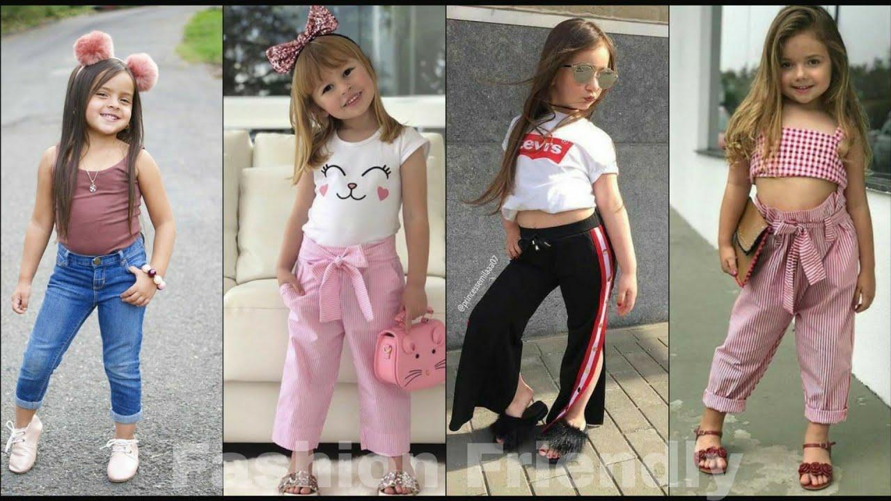 Kids girls dress design  Stylish outfit ideas for kids girls - Fashion  Friendly