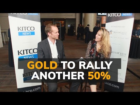 Why gold prices are about to skyrocket 50% higher