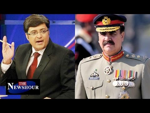 Pathankot Terror Attack : Can Pakistan Challenge Proof? : The Newshour Debate (3rd Jan 2016)