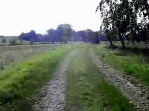 Radeln durch die Dörfer Ostthüringens Teil 4