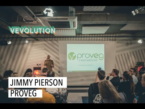 Jimmy Pierson | ProVeg UK | Creating A United Vegan Movement | Vevolution Activism And Campaigning