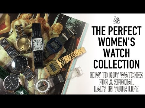 Lady Gentry's State Of The Collection - How To Buy Watches For Women - From A $50 Casio To $4k Rolex