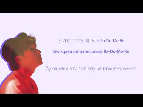 Ryeowook - 그대 (Hello) Lyrics (Hangul/Romanization/English)