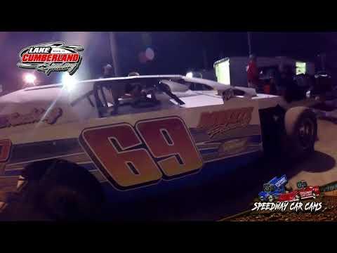 #69 Tim Patrick - Open Wheel - 8-25-18 Lake Cumberland Speedway - In Car Camera