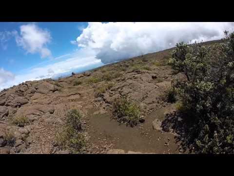 Mauna Loa Trail, Day1