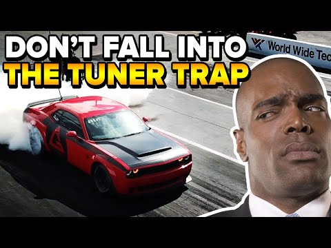Don't Fall into the TUNER TRAP! Choosing the RIGHT Tuner for Your CAR. | Demonology Drag Racing