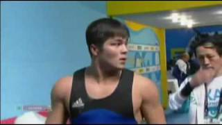 Vladimir Sedov 2009 World Champion