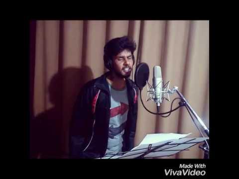 Aaj kal yaad kuch or..cover song moh.aziz sab