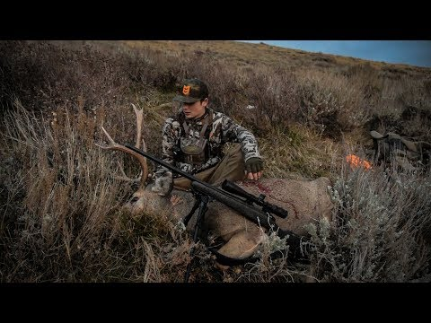 GENERAL RIFLE DEER HUNTING IN IDAHO