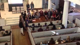 Chapel Chorus- Draw the Circle
