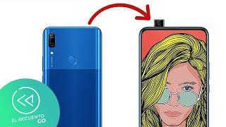 Huawei P Smart Z es oficial | El Recuento Go