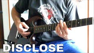 Disclose - Conquest - Guitar Cover [d-beat,Hardcore Punk]