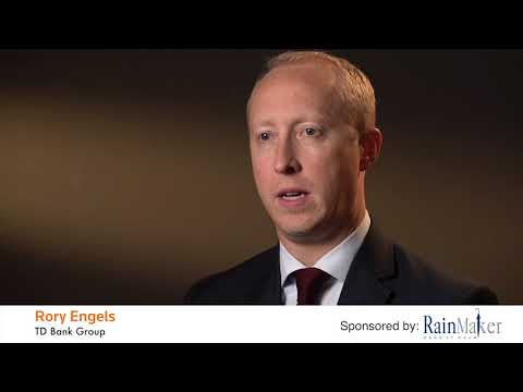 Rory Engels, TD Bank Group