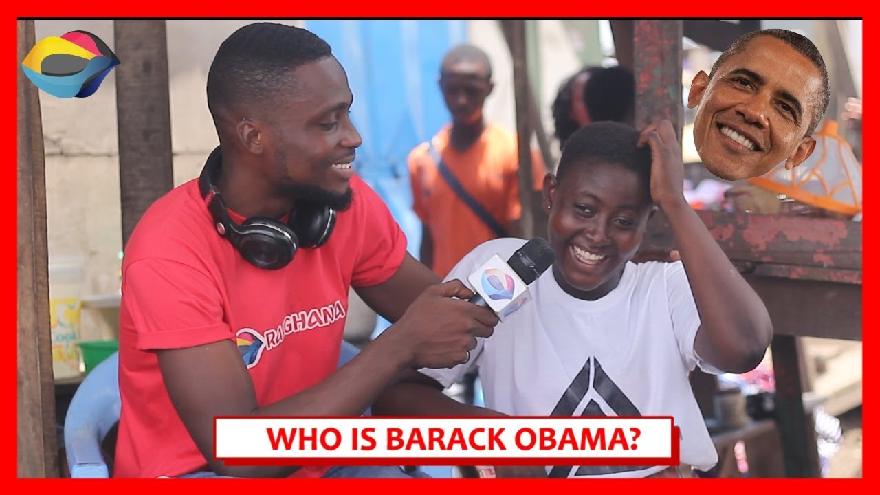 Who is BARACK OBAMA? | Street Quiz | Funny African Videos | Funny Videos | African Comedy
