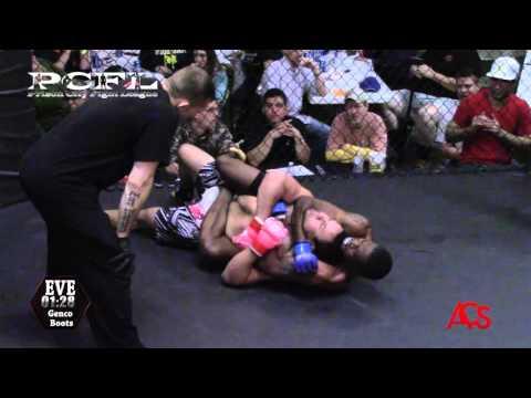 """""""Prison"""" City Fight League RYAN MARCH VS ANTONIO KITCHEN #170"""