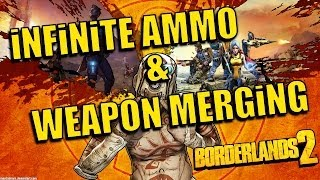 Borderlands 2: Infinite Ammo and Weapon Merging