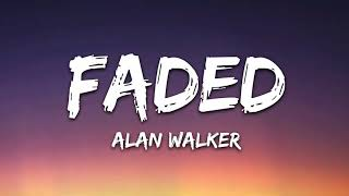Alan Walker - Faded (1 Hour Music Lyrics)