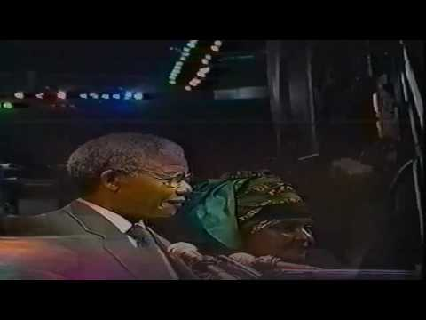 nelson mandella report Find out more about the history of nelson mandela, including videos,  there  were reports of guards burying inmates in the ground up to their necks and.