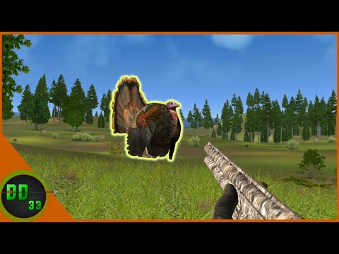 Hunting Monster Gobblers With The 10 GAUGE!! Hunting Unlimited 2020