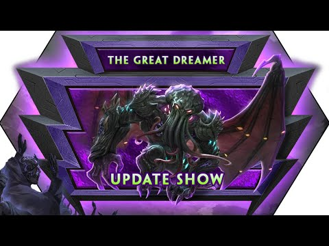 SMITE: Cthulhu Update Show! NEW UNDERWATER ARENA (Best Arena Ever?)!