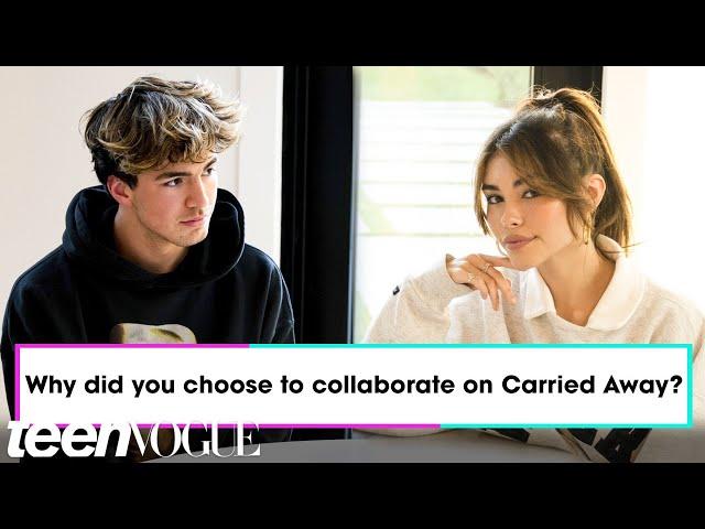 Madison Beer & Surf Mesa Take a Friendship Quiz | Teen Vogue