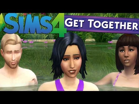 The Sims 4 Get Together: Clubs - THIS COULD BE GOOD? (Trailer Talk) |