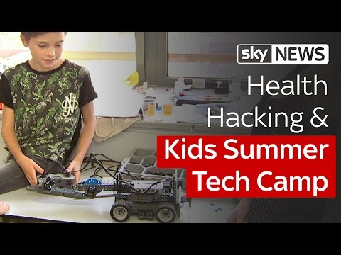 Swipe | Health Hacking & Summer Tech Camp For Kids