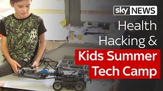 Swipe   Health Hacking & Summer Tech Camp For Kids