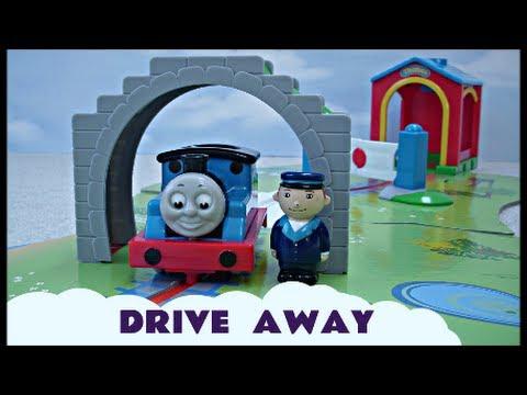 Drive Away Talking Activity Thomas The Tank Engine Set ...