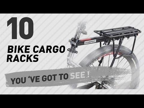 comingfit 110 Lbs Capacity Almost Universal Adjustable Bike Luggage Cargo Rack